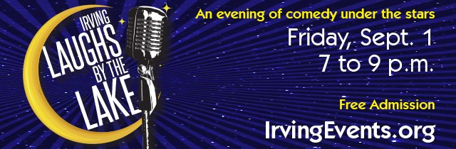 city of irving ft event